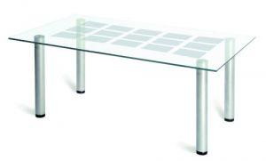 Журнальный столик металлик Робер-11М