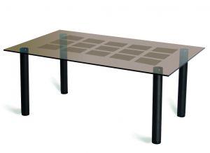 Журнальный столик черный Робер-11М