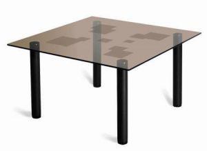 Журнальный столик черный Робер-9М