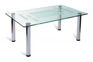 Журнальный столик хром Робер-10М