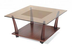Журнальный столик махагон Квартет-5
