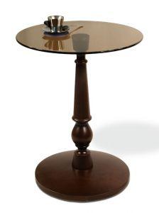 Журнальный столик темно коричневый Рио-1