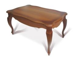 Журнальный столик Комфорт-М темнокоричневый