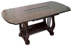 Журнальный столик Орфей (раздвижной) с разобранной столешницей