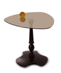 Журнальный столик Рио-4 венге