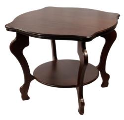 Журнальный столик Берже 2 среднекоричневый