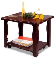 Журнальный столик Комфорт-1 махагон
