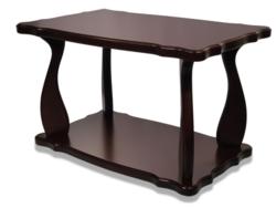 Журнальный столик Комфорт-4 махагон