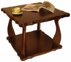 Журнальный столик Комфорт-5 среднекоричневый