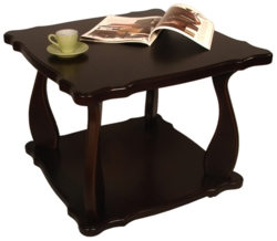Журнальный столик Комфорт-5 махагон