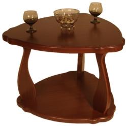 Журнальный столик Комфорт-6 среднекоричневый