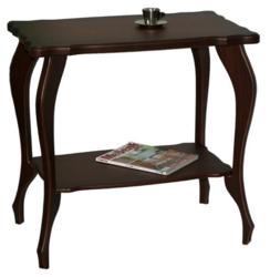 Журнальный столик Консоль Комфорт-9 махагон